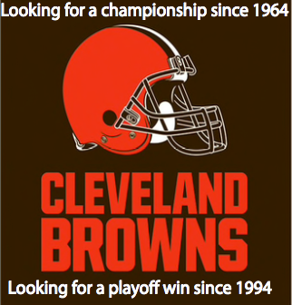 Clowny Browns looking for a crown