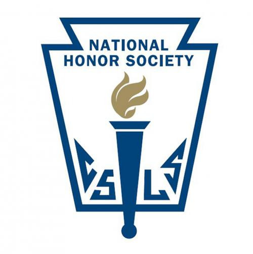 Logo from National Honor Society