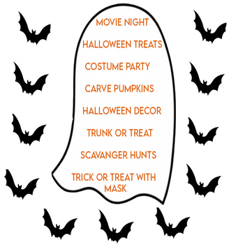 Halloween festivities: Safe things to do this October