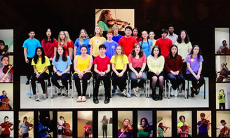 5.16.21 -- Photo Gallery: Choir Showcase