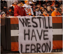 The chronicles of a Cleveland sports fan
