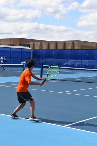 5.05.21 -- Photo Gallery: Boys Tennis