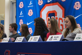 Photo Gallery: Signing Day