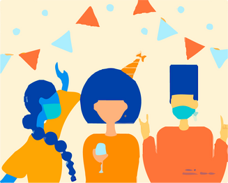COVID parties: Celebrating birthdays during a pandemic
