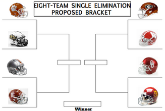 An eight-team playoff is the way to go