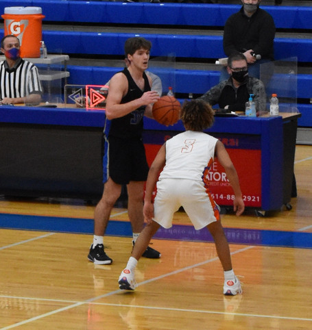 Photo Gallery: Varsity Boys Basketball