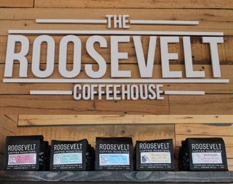 Coffeehouse for change: Companies, both large and small, give back in big ways