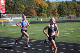 Olentangy Orange Girls Cross Country: All out, every race, all season