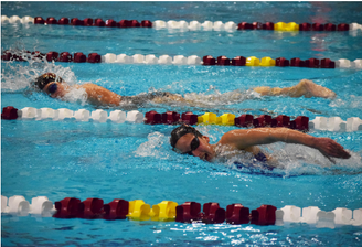 Diving right in: Swim team adds tryouts to 2018 season