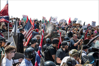 Charlottesville yet again glorifies terrorists