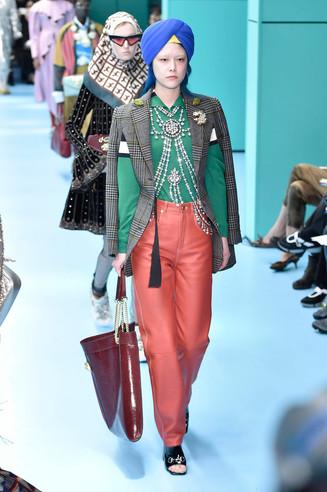 Debating Gucci's Cultural Appropriation