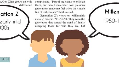 Millennials move over: The feud between Gen Z and Mills