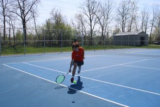 4.20.21 -- Photo Gallery: Boys Tennis