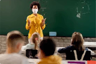 Making sacrifices: Teachers risking their safety to teach during COVID-19
