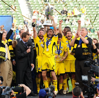 Columbus, the city of champions: The Crew win their second MLS championship since 2008