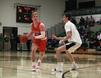 Photo Gallery: Boys Basketball v. Dublin Coffman