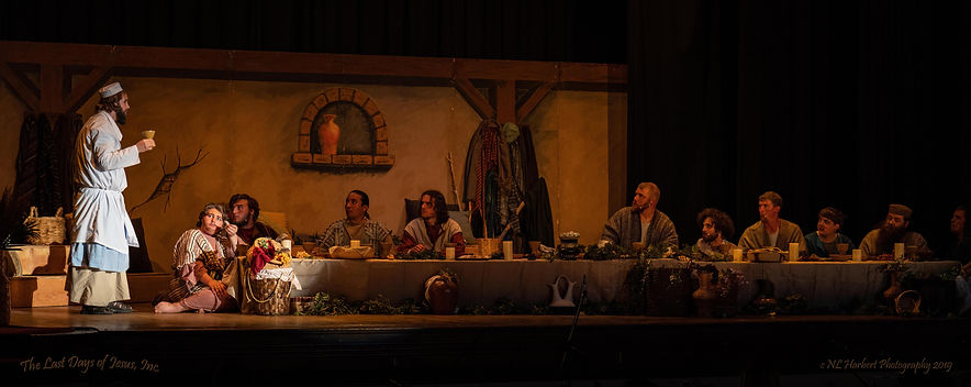 The 5th Cup, 2019 Production, Last Days of Jesus, The Dalles, Oregon