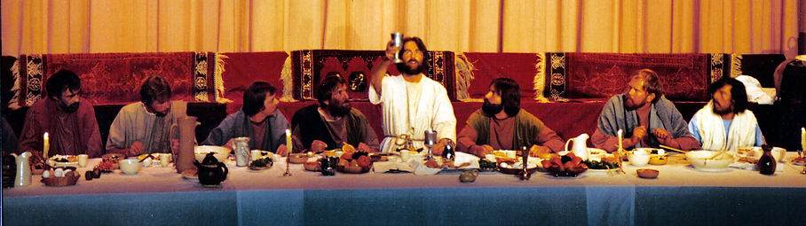 The Last Supper, Last Days of Jesus, The Dalles, Oregon