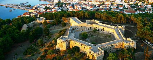 Pylo Castle Messinia