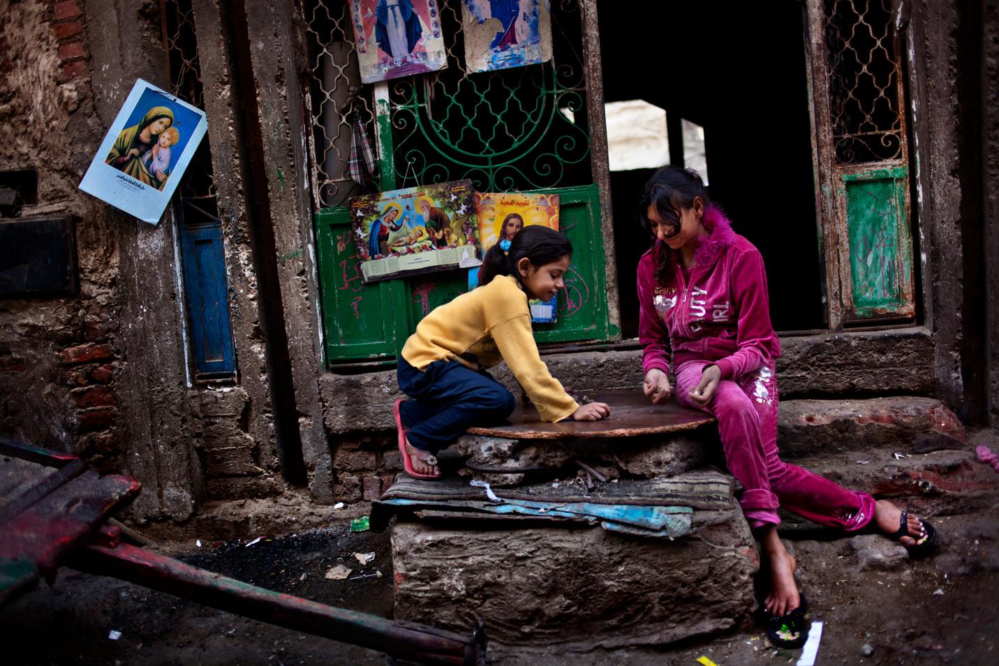 Minoría copta en Egipto