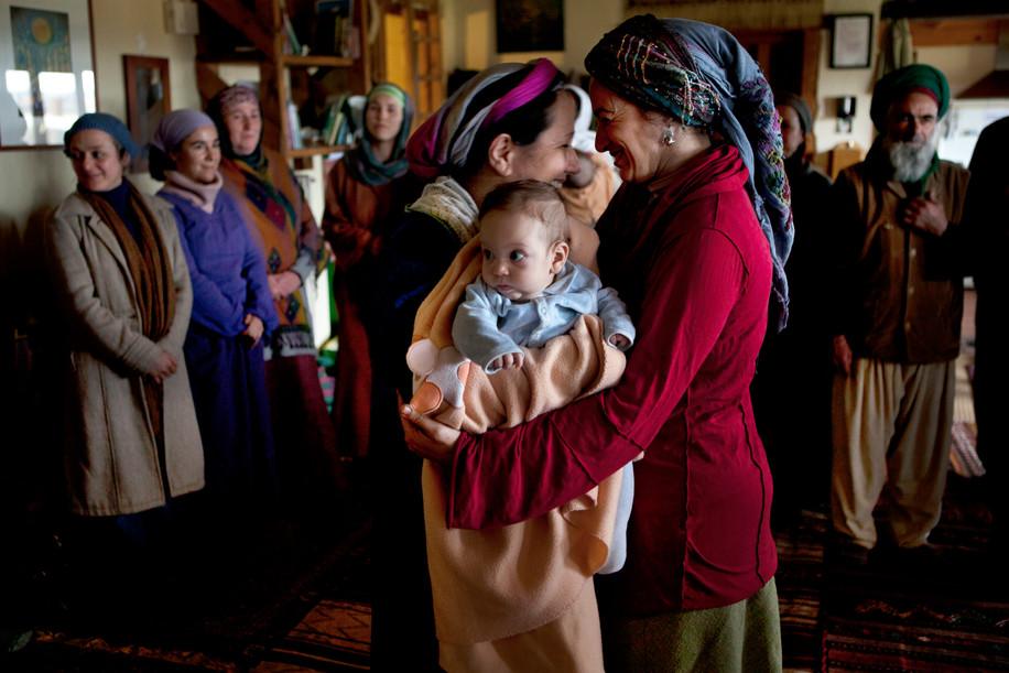 Los nuevos conversos sufíes en España