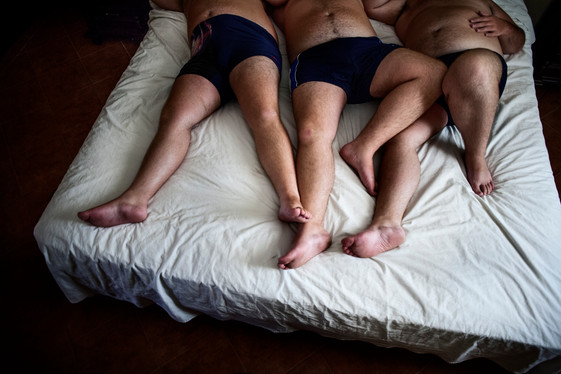 Tres, tres, tres