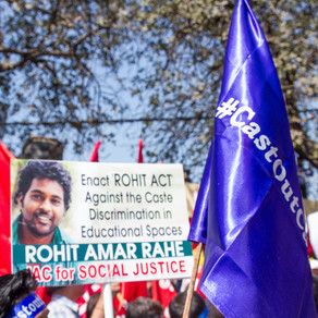 Exposing caste censorship in the wake of Rohith Vemula's death