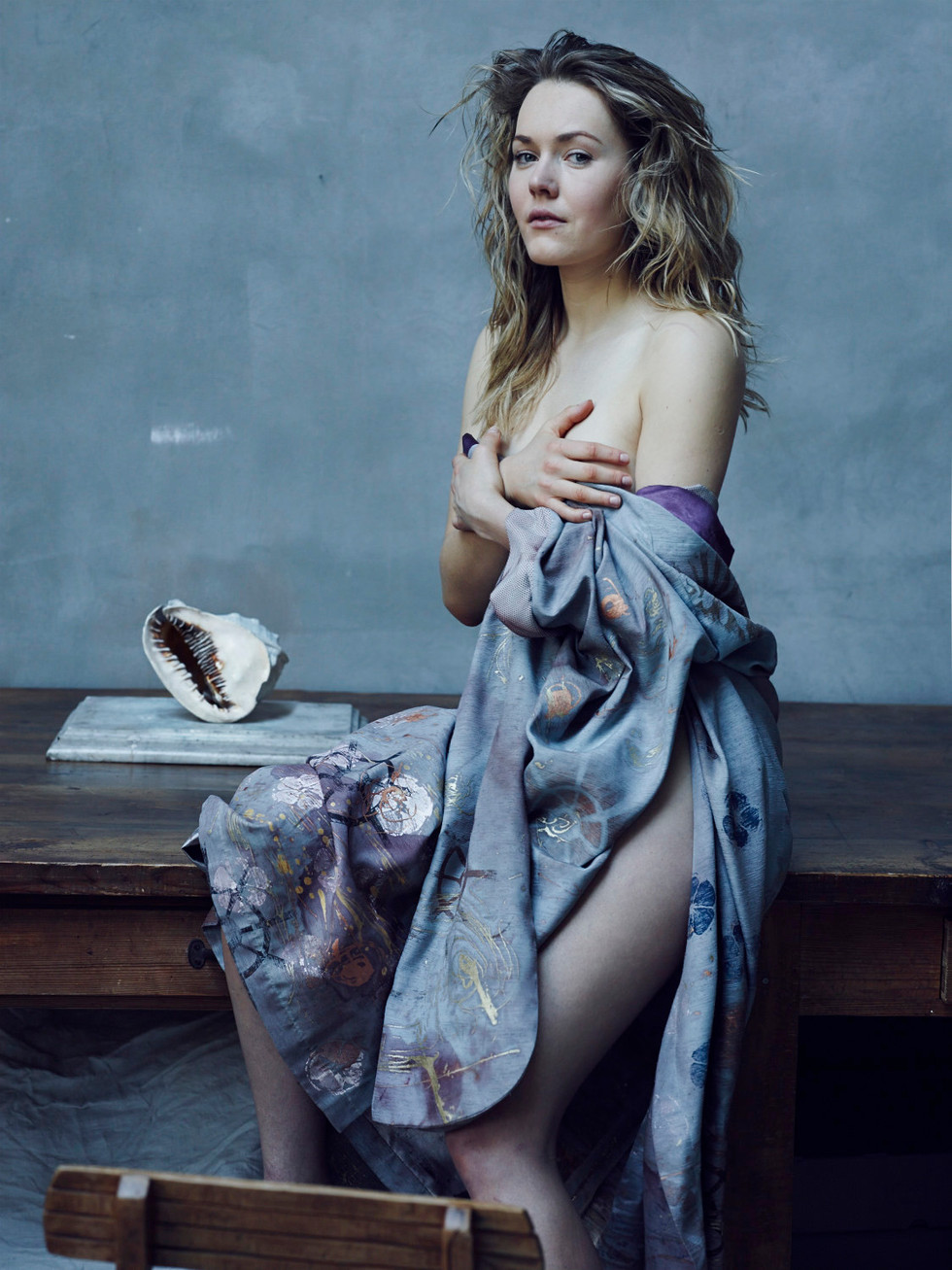 Magdalena Lamparska by Zuza Krajewska