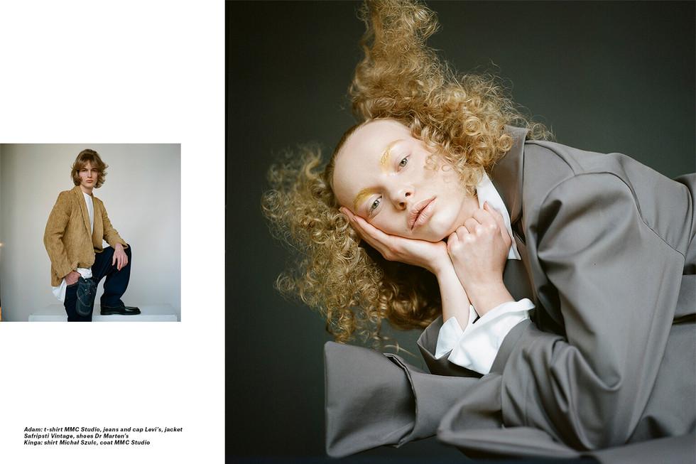 Contributor Magazine by Aldona Karczmarczyk