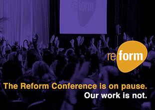 Conferencias REFORM