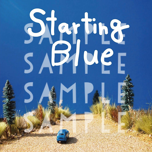 Starting Blue