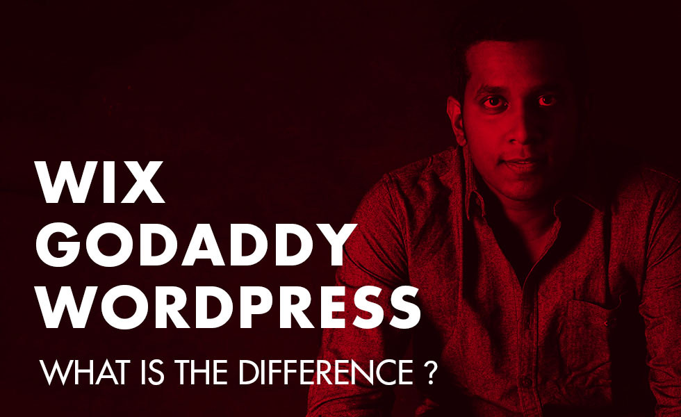 Wix Godaddy Wordpress
