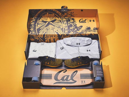 Art Direction & Graphic Design of Under Armour - Cal