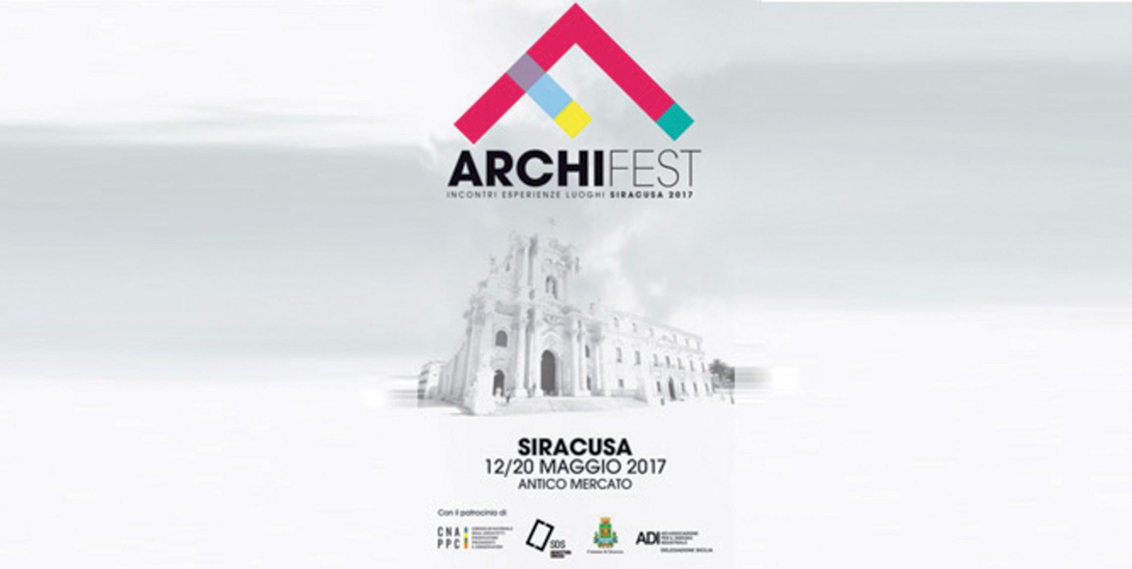EVENTO | 12-20 MAGGIO SIRACUSA