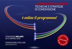 EVENTO | 16-17 MARZO MILANO
