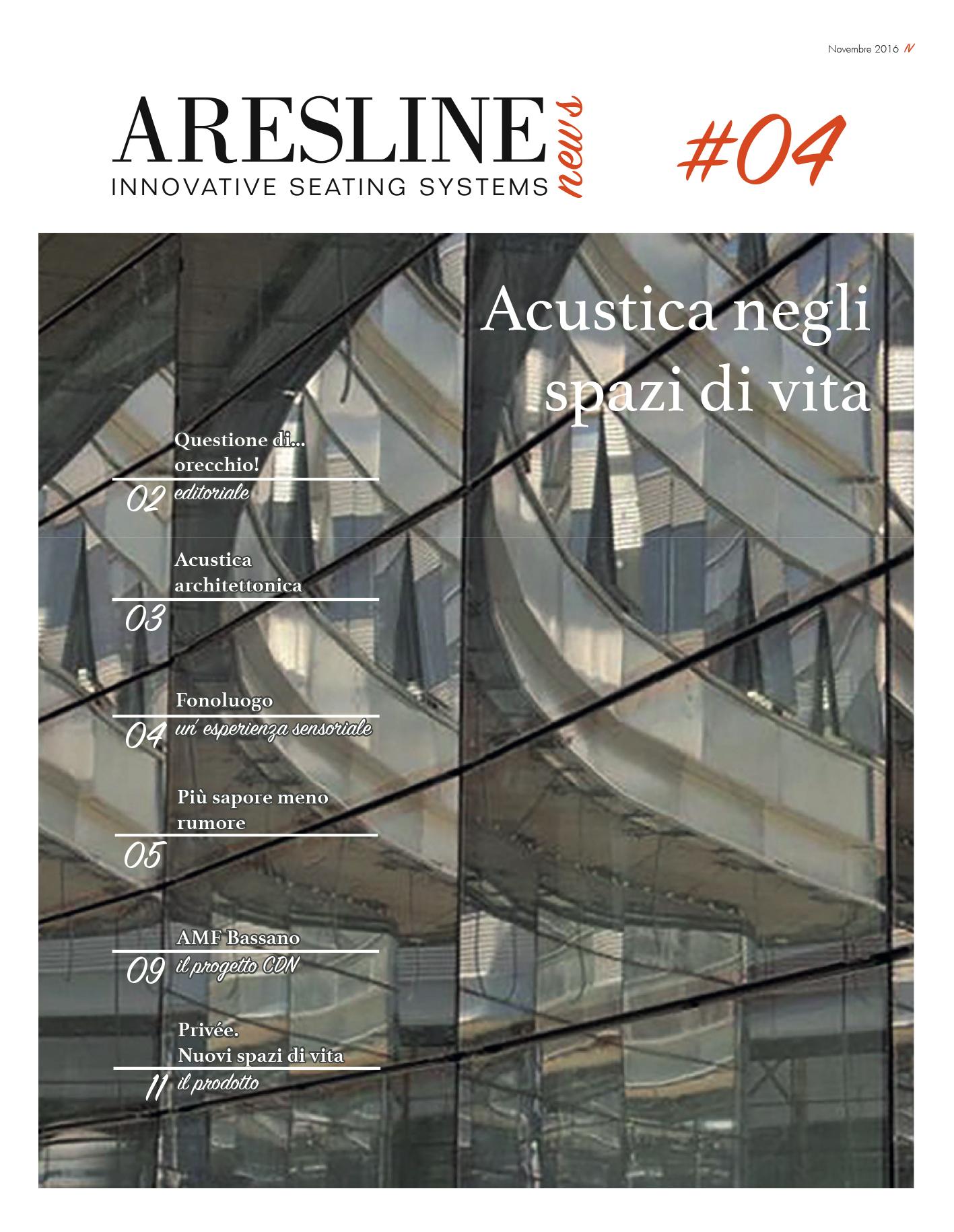 NEWS | ARES LINE NEWS #04