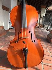 Michael Gene Scoggins USA handmade Cello, $37,000