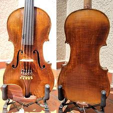 5 String violin, German pre-1900