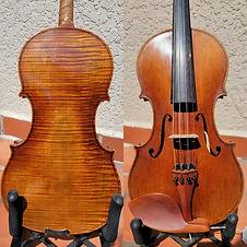 Ming Jiang Zhu Workshop 4/4 Violin 2003 - $3,499
