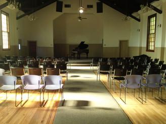 Austin Strings Opens Bastrop Sound Sanctuary Event Center