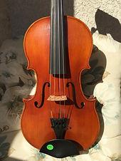 """(SOLD)""""Chin Cello"""" Viola 15.5"""" - 16"""" - $700 (C036)"""