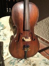 1/4 Michael Achner Cello, $3,600