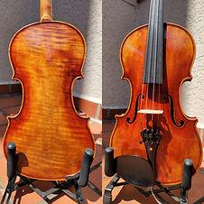7/8 size Amati 301 Violin - $1299