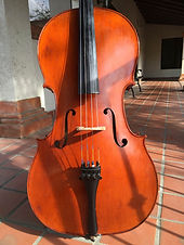 (SOLD) Peter Paul Prier and Sons' Cello, $7,200