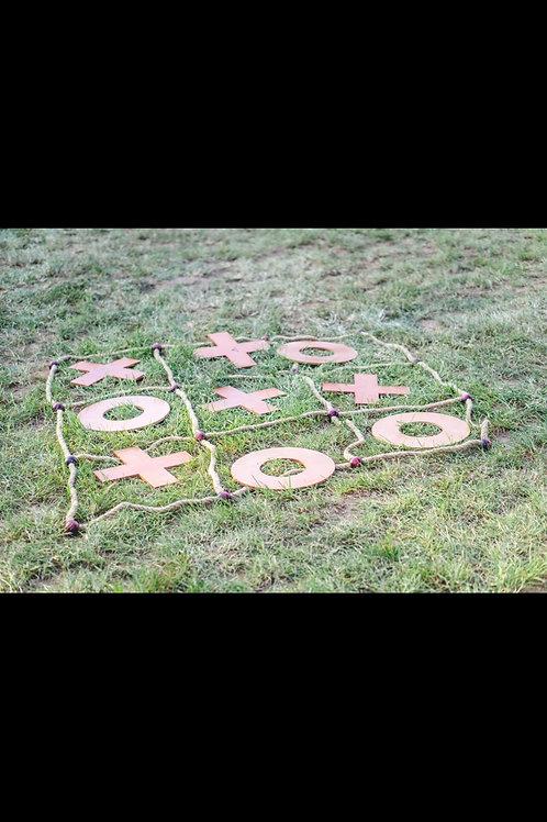 Lawn naughts & Crosses