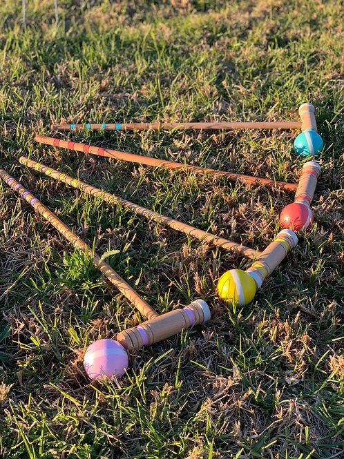 Deluxe Croquet