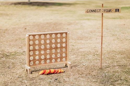 Mega Connect 4