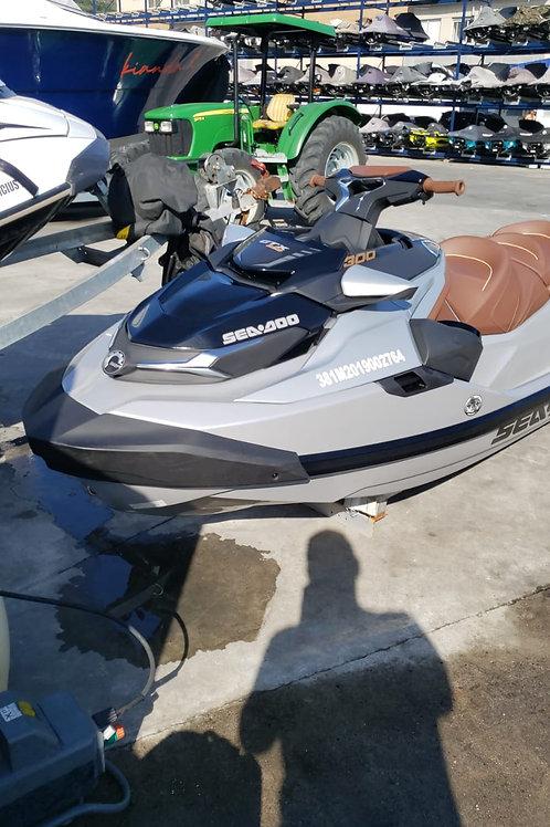 GTX LTD 300 19