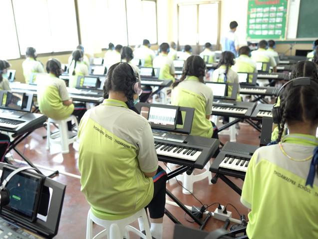 หลักสูตรการเรียนระบบ  Easy Classroom