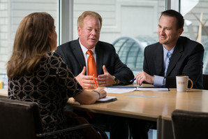 Corporate Meeting Photo